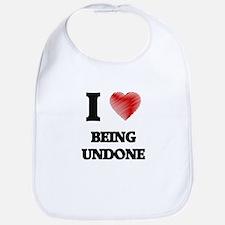 being undone Bib