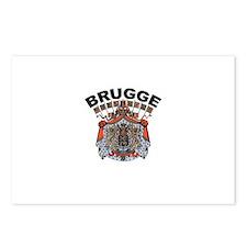 Brugge, Belgium Postcards (Package of 8)