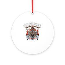 Brugge, Belgium Ornament (Round)