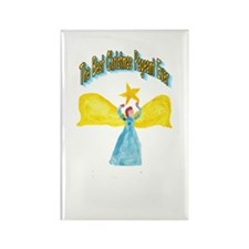 Best Christmas Pageant Rectangle Magnet