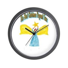 Best Christmas Pageant Wall Clock