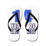 14 year old girl Flip Flops
