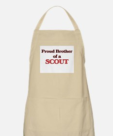 Proud Brother of a Scout Apron