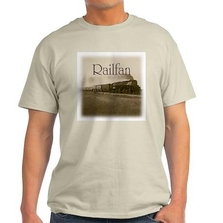 Railfan Light T-Shirt