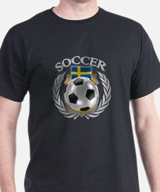 Sweden Soccer Fan T-Shirt