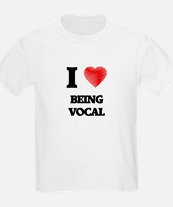 being vocal T-Shirt
