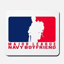 Major League BF - NAVY Mousepad