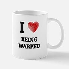 being warped Mugs