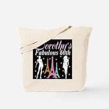60TH PARIS Tote Bag