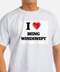 being windswept T-Shirt