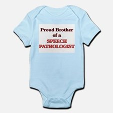 Proud Brother of a Speech Pathologist Body Suit