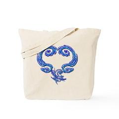 Just Heart Tote Bag