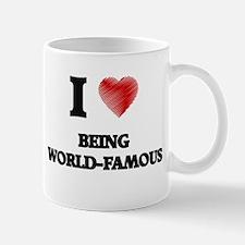being world-famous Mugs