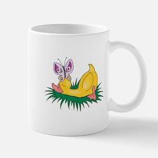 Cute Sleeping Duck Mug