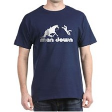 man down reiner T-Shirt