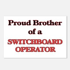 Proud Brother of a Switch Postcards (Package of 8)