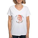 Bolens Koals Women's V-Neck T-Shirt