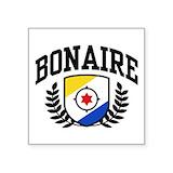 Bonaire Stickers & Flair