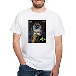 Queen Maud White T-Shirt