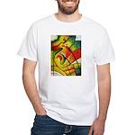 Gold Kandy White T-Shirt