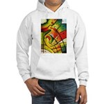 Gold Kandy Hooded Sweatshirt