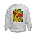 Gold Kandy Kids Sweatshirt