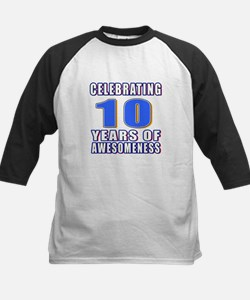 10 Years Of Awesomeness Tee