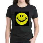Happy Face Women's Dark T-Shirt