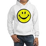 Happy Face Hooded Sweatshirt