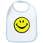 Happy Face Bib