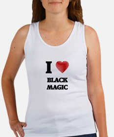 I Love BLACK MAGIC Tank Top