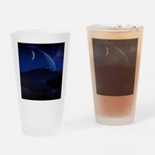 The New Earth Drinking Glass