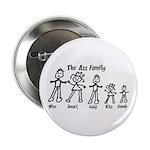 """Ass Family 2.25"""" Button (100 pack)"""