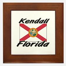 Kendall Florida Framed Tile