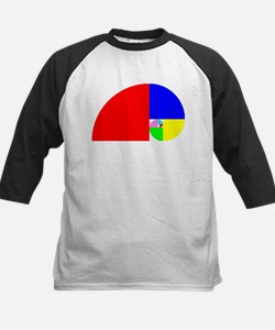 Fibonacci! Golden Ratio Baseball Jersey