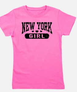 Cute New york Girl's Tee