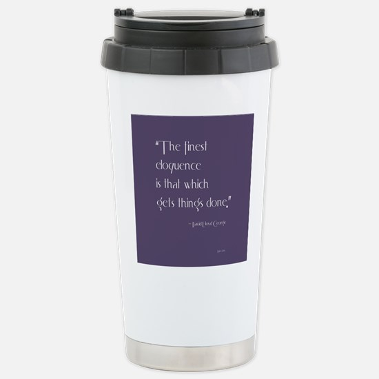 Funny Suffragette Travel Mug