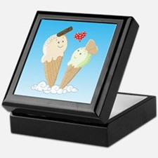 Ice Creams In Love Keepsake Box