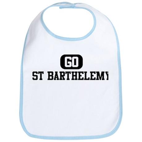 GO ST BARTHELEMY Bib