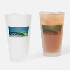 Costa Rica Wave Drinking Glass