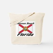 Jensen Beach Florida Tote Bag
