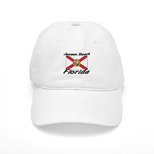 Jensen Beach Florida Baseball Cap