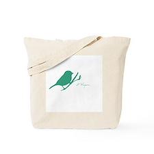 Cute Ovarian cancer hope Tote Bag
