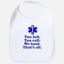 EMT EMT Paramedic Bib