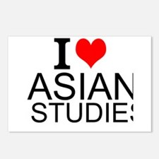 I Love Asian Studies Postcards (Package of 8)