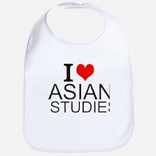 I Love Asian Studies Bib