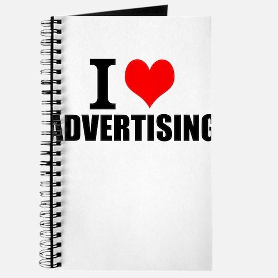 I Love Advertising Journal