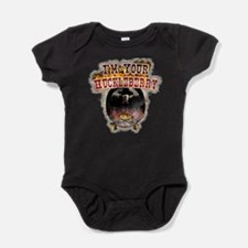 Funny Western Baby Bodysuit