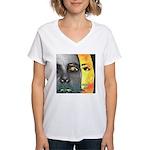 secret Women's V-Neck T-Shirt