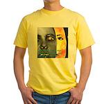 secret Yellow T-Shirt
